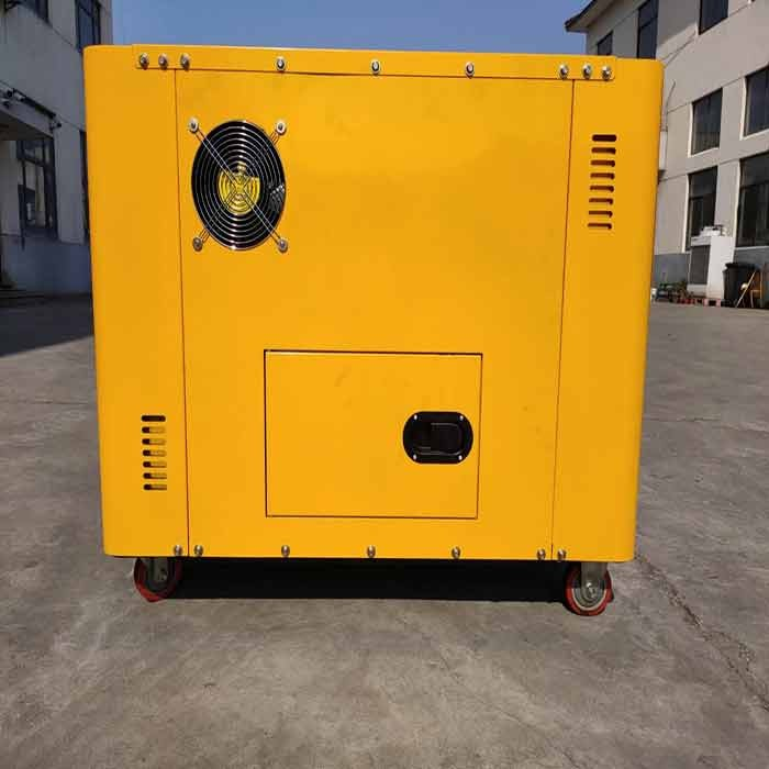 Air Cooled diesel Generator sets