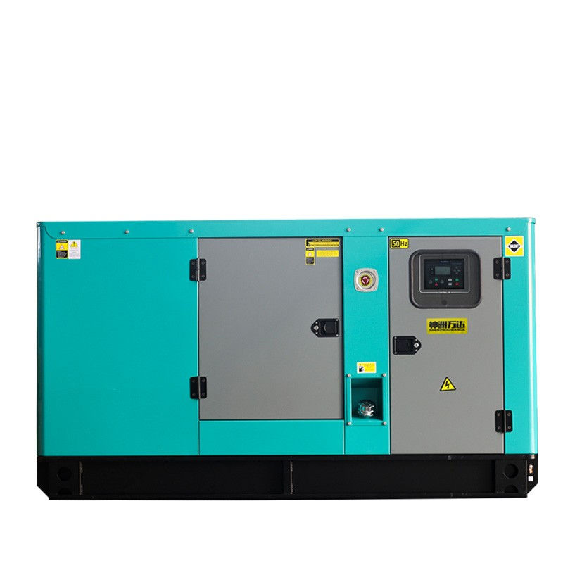 POWER BY CUMMINS DIESEL GENERATOR SET