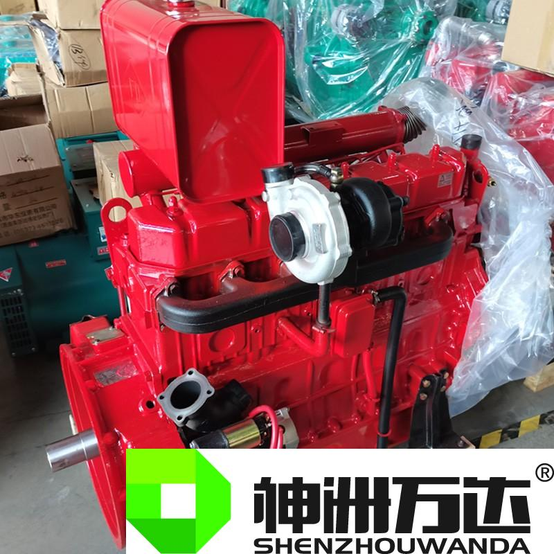 Firefighting series Diesel Engine