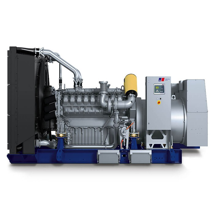MERCEDES SERIES DIESEL GENERATOR SET