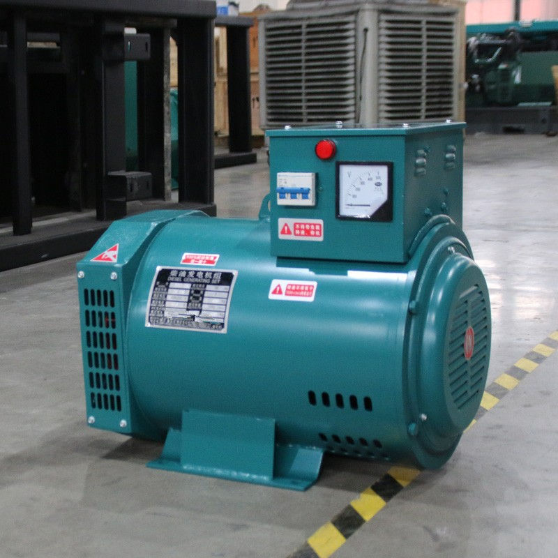 STCST Generator Three SINGLE phase A.C. Synchronous alternators
